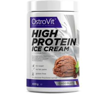 HIGH PROTEIN ICE CREAM ( OstroVit 400 гр.)