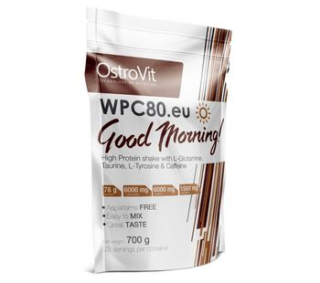 GOOD MORNING WPC80.eu 700 гр (Ostrovit)